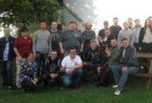Czech Invitationals Lesany 2014 DAY 2 / Group photo, game 3 and 4 and lunch.