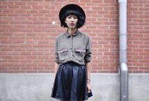 """Leeloo - Made In Blogueuse / Leeloo, du blog """"Le dressing de Leeloo"""" a sélectionné les pièces qu'elle préfère dans notre nouvelle collection. Retrouvez les photos de son look made in Pimkie sur www.ledressingdeleeloo.blogspot.fr et sur www.pimkie.com !"""