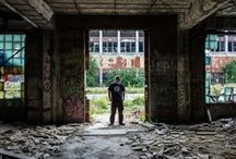 Photographer Interview: Randy Wilcox of Detroit / OnGoingPro interviews Detroit photographer Randy Wilcox of dETROITfUNK. Wilcox is known for his striking documentary photography in the city of Detroit, popular with urbex photographers worldwide.