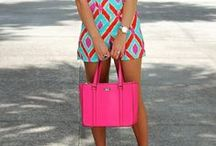 • Preppy Style • / Check out my fashion, beauty, and lifestyle blog:  www.bowlinesandlace.com