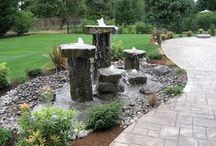 Bubblers by Greenhaven Landscapes