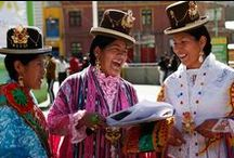 Cultures / Bolivia / Inspiration from a WORLD OF WAYS to live, do things and think. Pins about everything typical for this culture, especially what others might learn from. The goal is to promote cross-cultural understanding and acceptance. Cultural diversity is a strength because we can all learn from each other.
