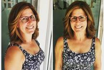Pure Self Salon's Hair Creations / Our happy clients! Find your pure self today at Pure Self in Markham, Aveda's choice hair salon. Call 905-604-7873 for an appointment. http://www.pureselfsalon.com/