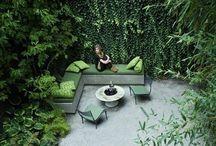@Gardens / Kleine stadstuinen