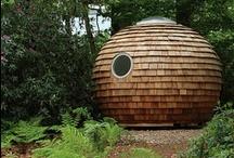 Tree Houses & Pods