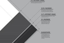 Design - Typo / Geo / Swiss / Infographics / Data Visualization / / by _heki