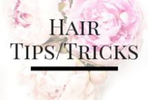 Hair Tips/Tricks / Articles we love for gorgeous hair featuring our favorite tips and tricks!