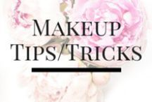 Makeup Tips + Tricks / Our favorite makeup tips and tricks from around the web.