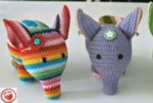 Crochet teaching