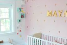 Girl Rooms / Girl Room Ideas and Photos to Inspire.