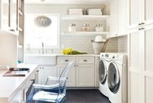 LAUNDRY ROOM / Beautiful Laundry Rooms to Inspire.