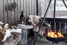 Villa Lumi / Cozy living in Lapland cottage