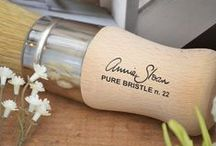 Annie Sloan® at Atelier Autêntico / Everything and anything Annie Sloan® and Chalk Paint™ - we are official stockists of her products in Portugal