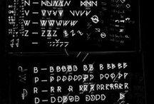 Typo Expérimentale / #typo #typographie #typography #experimentale