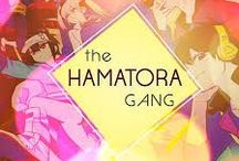 Hamatora the animation / MY FAVE TBH I LOVE THIS ANIME WITH ALL MY HEART