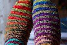 Socks & mittens