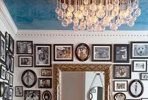 Beautiful decor / Interior decorating ideas that appeal to me!