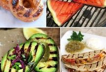For the Grill / Recipes and ideas to use on our rooftop grill