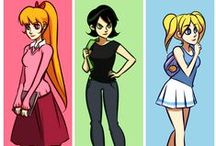 Powefpuff girls