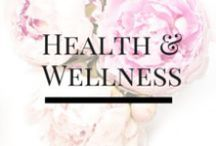 Health & Wellness Tips / Our favorite tips + tricks + products for total health and wellness.