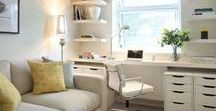 Woman cave / Sometimes you need a space where you can be creative and do sewing, crafts, drawing, painting, jewelleries - just to mention a few.