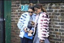 Fashion Week / Looks de Nicole Pinheiro das principais semanas de moda do mundo –Paris, Milão, NY, Londres e SP.