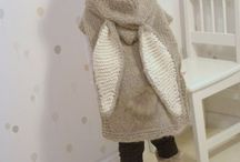 Knits for girls/boys