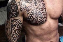 Tattoo's / Maori, Freestyle