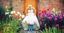 Wedding Inspo: Weddings in Wellies / Our favourite Pinterest images of #weddingwellies that you could use at Barn On The Bay