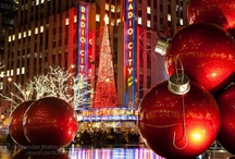 NYC Christmas / A New York City Christmas! / by Tyler's Trees