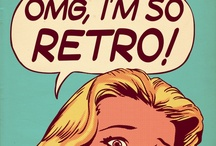 Pin-ups & Vintage looks / I ♥  Pin up/ Classic style