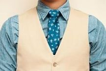 Image:: for men only / Image, color and style tips for men.