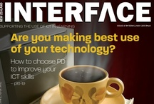 May 2013, Term 2 / Pins of images and videos from Issue 47, May 2013 of INTERFACE Magazine