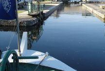 Itinérance douce sur le Canal du Nivernais