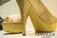 Vá com Divalesi / Calçados Divalesi para todos os momentos do seu dia!