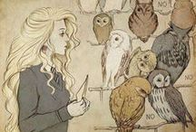 Harry Potter / Hogwarts is my home! / by Mikella Dawn