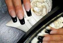 nail art design / acrylic,gel,nailart,nail design. My nails; acrylic base,gel finish on natural long nails