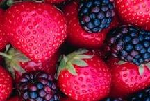 Berry-Licious / Berries are delicious and packed with nutrients.