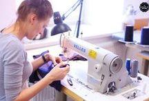 Курсы кройки и шитья GRASSER, обучение и итоги! / Интенсивный курс в школе кройки и шитья GRASSER. Как мы учились шить платье, блузу, юбку. И что в итоге получилось!