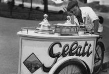 Old Ice Cream Cart / Old Ice Cream Cart