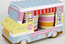Packaging Ice Cream Gelato