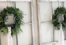 Xmas / Kerstdecoraties
