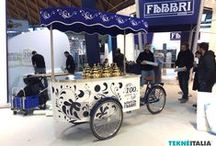 Where are our carts / Tekneitalia: ice cream gelato cart / truck /van - only made in Italy