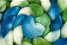 Fiber: Etselry Team Roving, Batts, and Other Fiber / Spinning fiber from Ravelry members with Etsy shops / by Etselry Team
