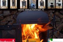Tuinkachel, terraskachel - De Kachelman / Tuinkachel, terraskachel, rookoven, smoker, BBQ en andere handgemaakte buitenkook en stook producten.