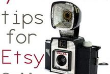 Photography Tips for Product Listings / by Etselry Team