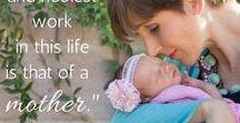 Moms:: Thriving in motherhood / Elevating and celebrating motherhood.