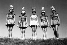 majorettes/cheerladers / by kaizer modo