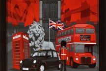 Londen illustrations