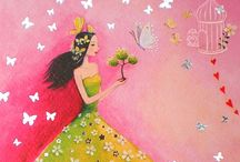 Mila Marquis illustrations